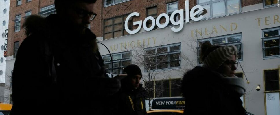 Google increases family leave for employees to 14 weeks