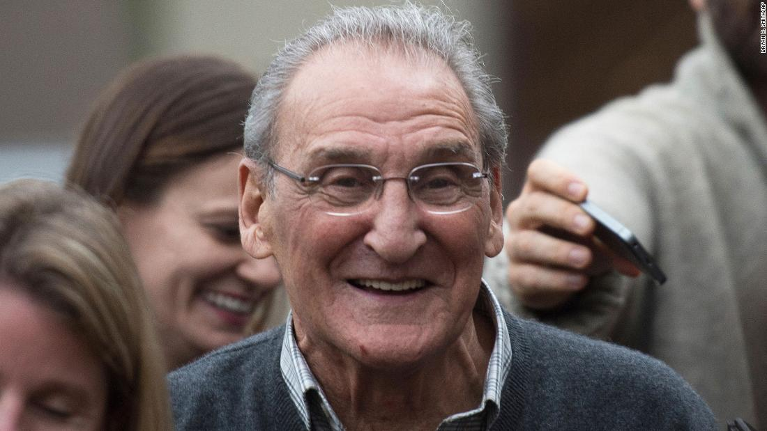 Vincent Asaro, reputed mobster, released from prison over coronavirus fears