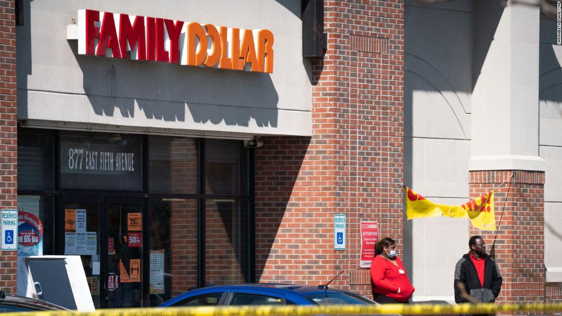Fourth individual charged in connection to shooting death of Family Dollar security guard