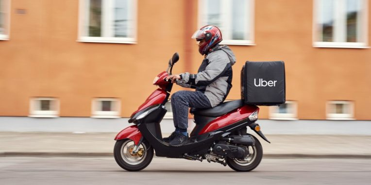 Uber adds retail and individual bundle shipment services as COVID-19 improves its business