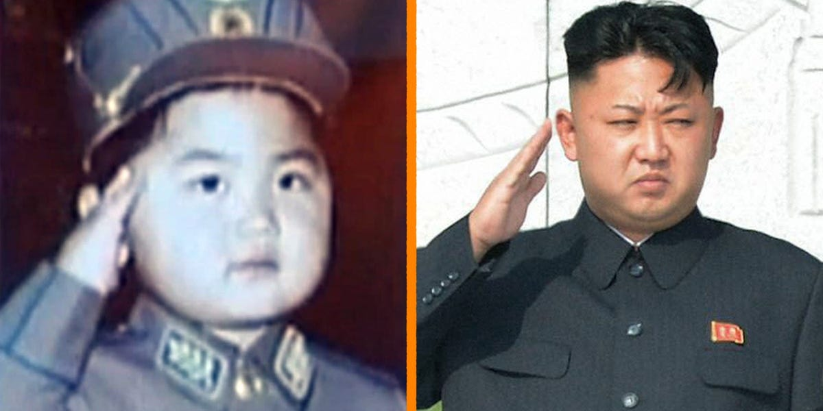 Inside Kim Jong Un's secretive childhood and family