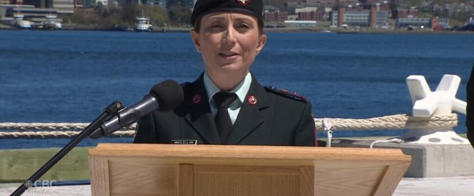 Family of Snowbirds crash victim Capt. Jenn Casey launches declaration