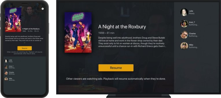 Plex launches a co-watching experience for its on-demand library and users' personal media
