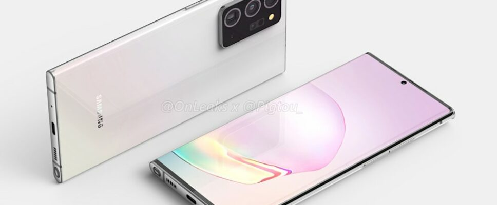 Samsung Galaxy Note 20 leaks mean giant screens and S20 Ultra includes