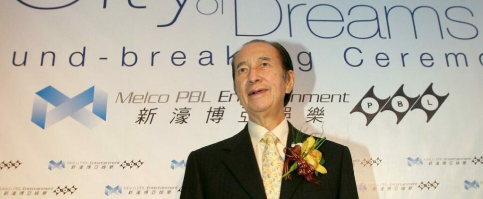 Macau gambling king Stanley Ho's family confirms his death at age 98
