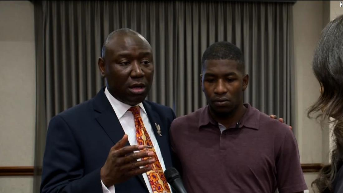 Floyd's son and family attorney react to charges