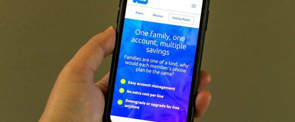 Tello family plans get everyone hooked up with data