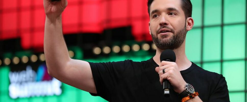 Alexis Ohanian says he left Reddit board to help make 'real positive change'