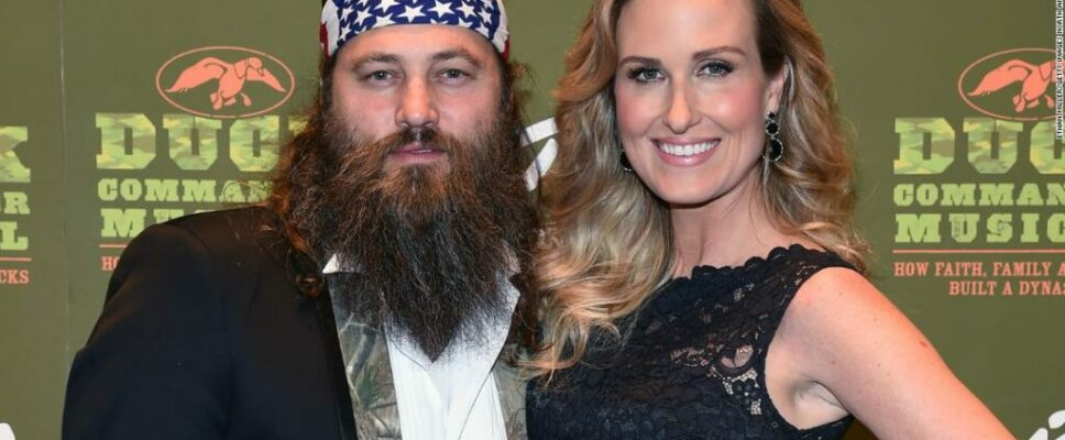 'Duck Dynasty' star unrecognizable after new haircut